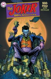 The Joker 80th Anniversary 100-Page Super Spectacular #1 1950s Variant Cover by David Finch