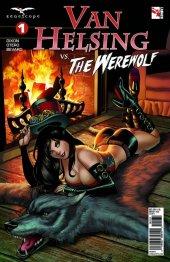 Van Helsing vs. The Werewolf #1 Cover C Ortiz