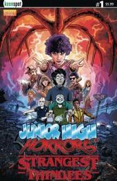 Junior High Horrors: Strangest Thingees #1
