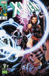 X-Men #8 Unknown Comics ECCC Exclusive DX Variant Edition