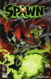 Spawn #1 The Animated Collection 10th Anniversary Mini Comic