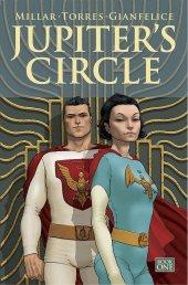jupiter's circle vol. 1 tp