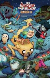 Adventure Time Season 11 #2 Preorder Benbassat Variant