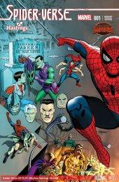 Spider-Verse #1 Hastings Exclusive Variant