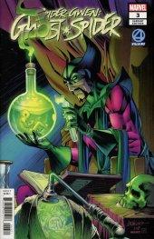 Spider-Gwen: Ghost-Spider #3 Pacheco Fantastic Four Villains Variant