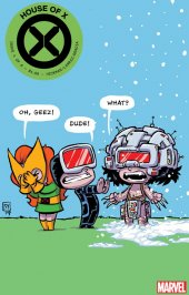 House of X #4 Skottie Young Variant