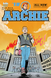 Archie #18 Cover B Elsa Charretier