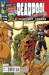 Deadpool #45 Avengers Variant