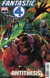 Fantastic Four: Antithesis #2 1:50 Acuna Variant