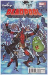Deadpool #30 Hastings Variant