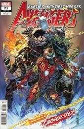 Avengers #21 Carnage-ized Variant