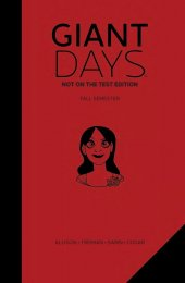 giant days: not on the test edition vol. 1 hc