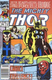 The Mighty Thor #456 Newsstand Edition