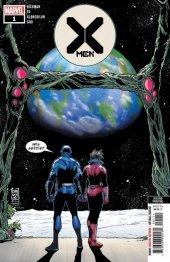 X-Men #1 2ND Print Camuncoli Variant DX
