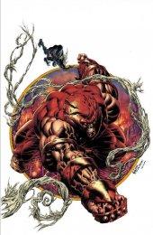 Juggernaut #1 Kyle Hotz Variant C