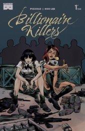 Billionaire Killers #1 Original Cover