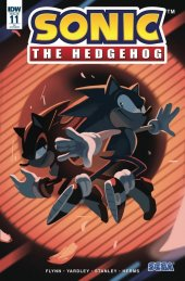 Sonic the Hedgehog #11 1:10 Incentive Variant