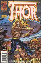 The Mighty Thor #495 Newsstand Edition