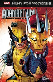 hunt for wolverine: the adamantium agenda tp