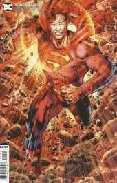 Superman #20 Card Stock Variant Cover
