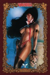 Vampirella #6 1:60 Hughes Icon Cover