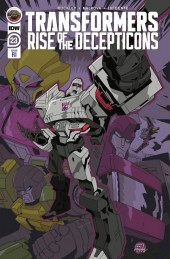 The Transformers #23 1:10 Variant