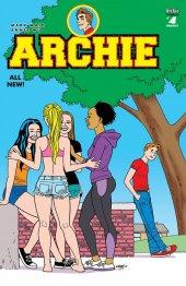 Archie #4 Hernandez Variant Cover D