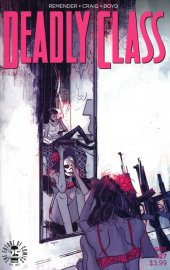 Deadly Class #27 Cover B  Cypress