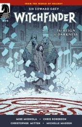 Witchfinder: The Reign Of Darkness #4