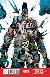 X-Men: Legacy #23