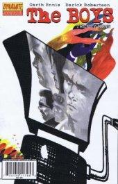 The Boys #29 David Lloyd Cover