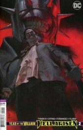 year of the villain: hell arisen #2 variant edition