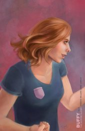 Buffy the Vampire Slayer #5 Slayer Variant