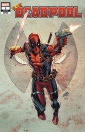 Deadpool #1 Rob Liefeld Variant A