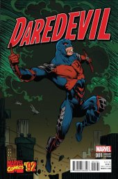 Daredevil #1 Marvel 92 Variant