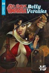 Red Sonja & Vampirella Meet Betty & Veronica #4