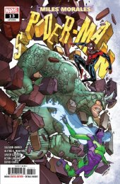 Miles Morales: Spider-Man #13