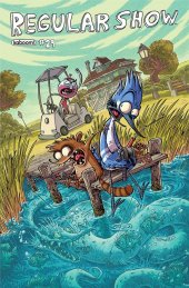 Regular Show #29 Subscription Larsen Variant