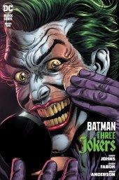 Batman: Three Jokers #2 Premium Variant Cover F Joker Applying Makeup Variant