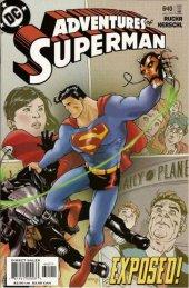 Adventures of Superman #640