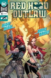 red hood and the outlaws #42