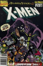 Uncanny X-Men Annual #13 Newsstand Edition