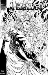 Tempest #1 Variant Cover