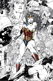 Wonder Woman #750 Torpedo Comics Jim Lee Variant Cover F