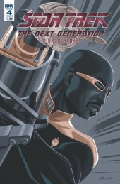 Star Trek: The Next Generation - Mirror Broken #4 Cover B Caltsoudas
