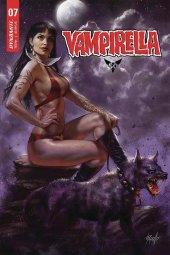 Vampirella #7 1:10 Parillo Cover