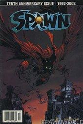 Spawn #117 Newsstand Edition