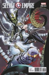 Secret Empire #10 J. Scott Campbell Variant