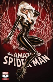 The Amazing Spider-Man #1 Mark Brooks Variant A