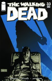 The Walking Dead #33 2nd Printing